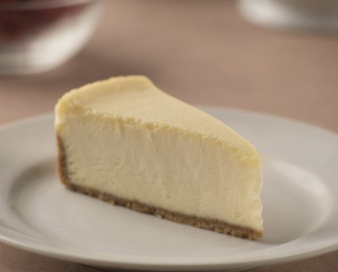 cheesecake plain